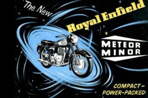 Royal Enfield Bringing Back the Meteor?