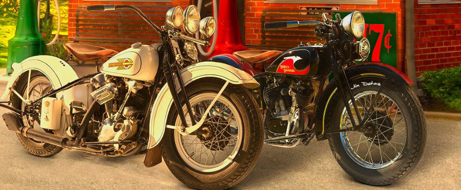 """""""Riding Into History"""" Vintage Motorcycle Show Coming"""