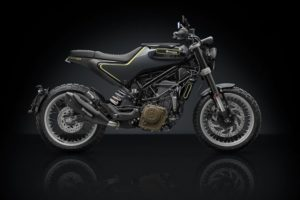 Rizoma Releases Farkles For The Husqvarna Svartpilen 401