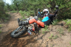 Baldy Interviewed On Adventure Rider Radio