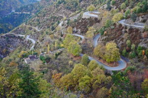 Col de Turini: Motorcycle Magic in the Alpes Maritimes