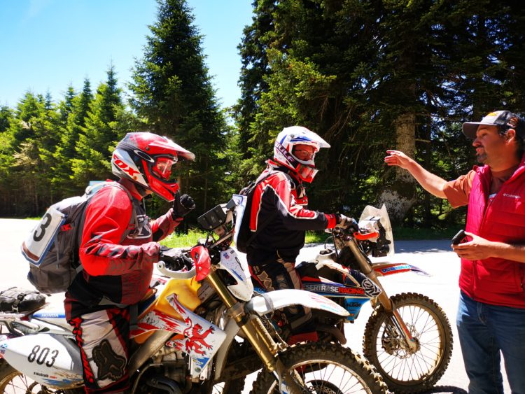 Hellas Rally Day 2: Cancelled Special Stage for Lite
