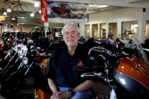 Seventy-three-year-old Joe Carson owns a Honda-Harley Davidson dealership in Carroll, Ohio.  While that's cool, […]