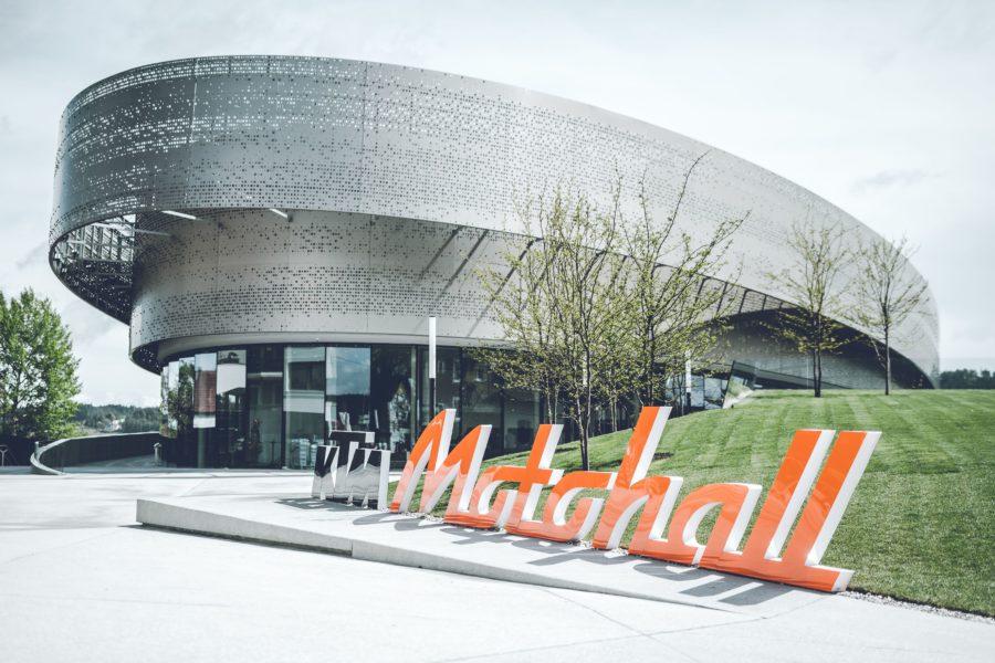 KTM Opens Its Motohall Museum in Mattighofen, Austria