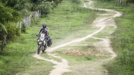 Riding in a Rush: Planning for the Long Haul