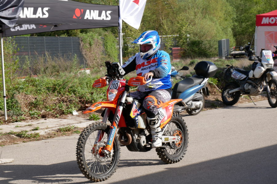 Hellas Rally Day 1: The Start of Prologue Stage ADV Rider