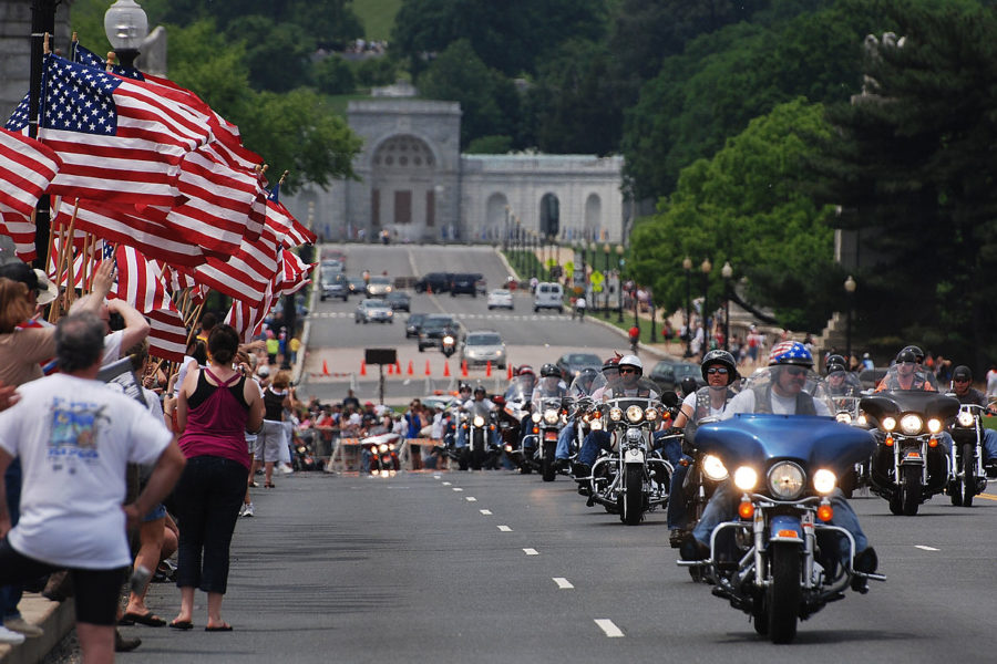 Rolling Thunder is likely not returning to D.C. next spring.  Photo: Cristiano Del Riccio/CC-BY SA 2.0