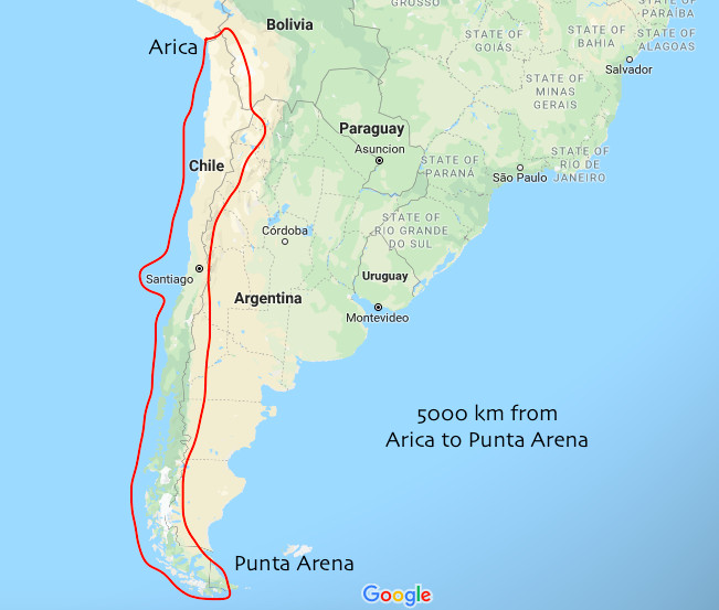 Chile, the motorcycle touring paradise of South America ...