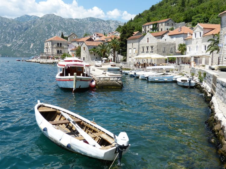 Balkan Border Crossings: Croatia, Bosnia, Montenegro, Albania ADV Rider