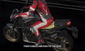 Blind Spot Detection Comes To Motorcycles
