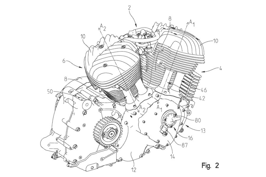 Indian's Thunderstroke 111 could live on with a new variable valve timing system in the top end.