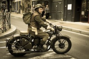 ​​The Fantastic Motorcycles of the 75th D-Day Commemoration