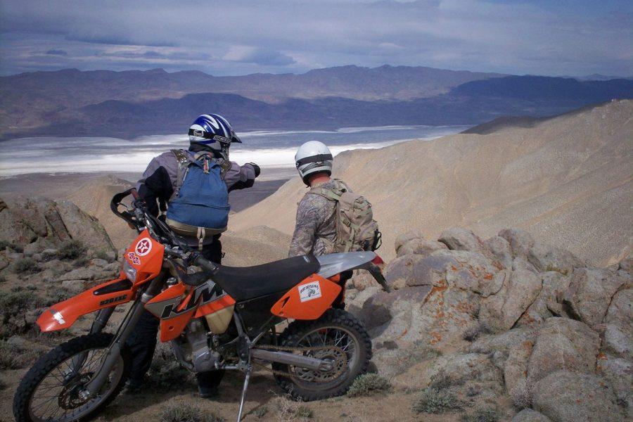 What is Adventure Riding?