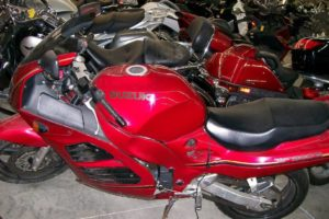 Do you feel the need, the need for speed? For a parts bin special, the RF900R is surprisingly quick. Photo: cc-cycle.com