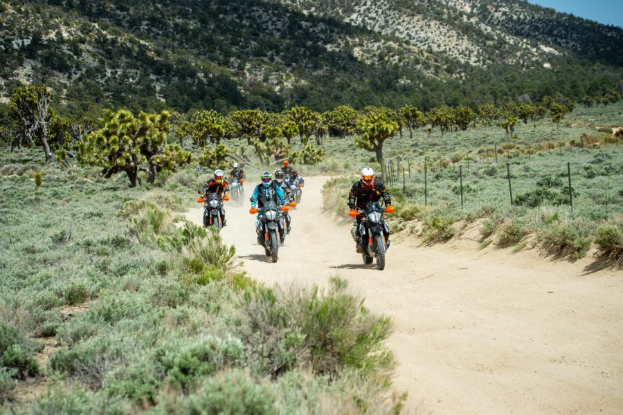 KTM 790 Adventure Review (Part 3: The dirt ride)