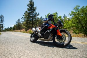 The 790 Adventure is aimed mostly at street riding. The R version is the offroad-specialized machine.