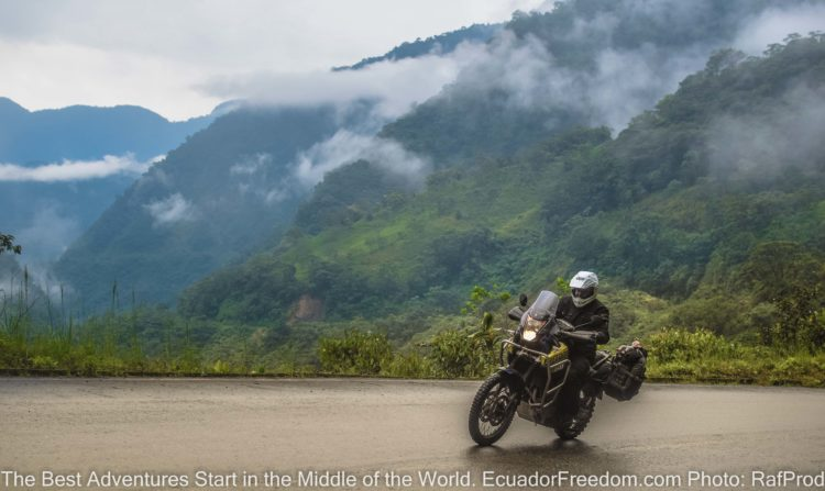 South America: Best ADV Routes in Ecuador ADV Rider