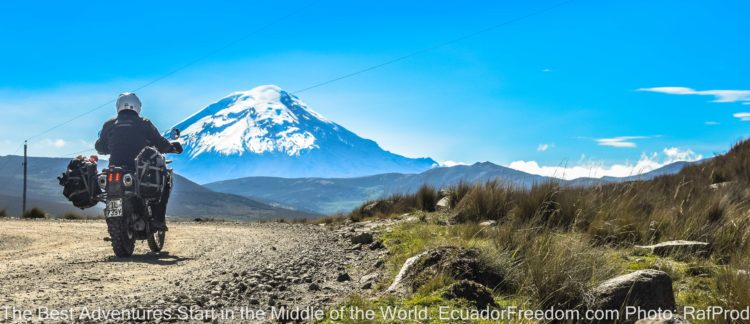 best adv routes in Ecuador