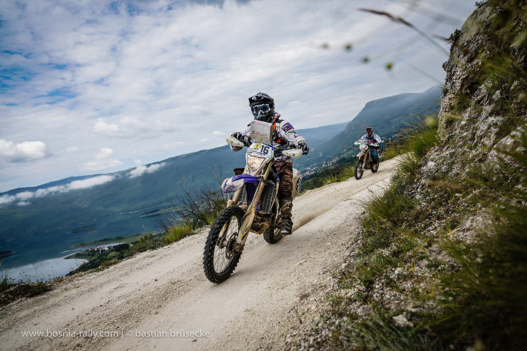 Bosnia Rally: Roadbook Training Camp ADV Rider