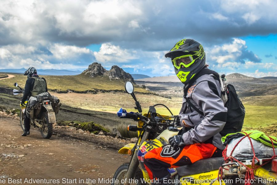 Must-see Places in Ecuador On and Off the Bike