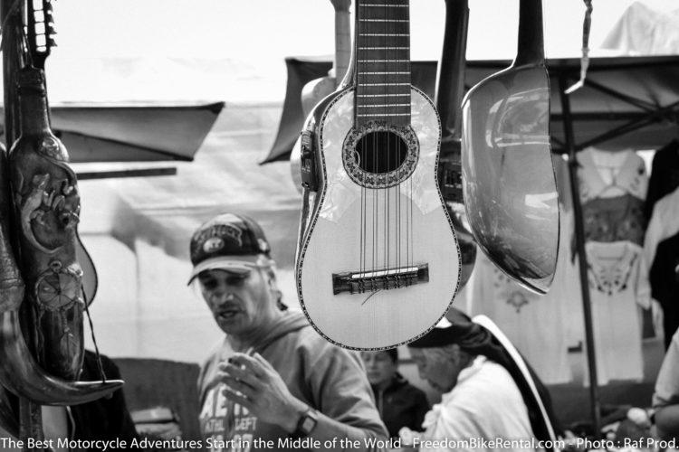 Ecuador guitars