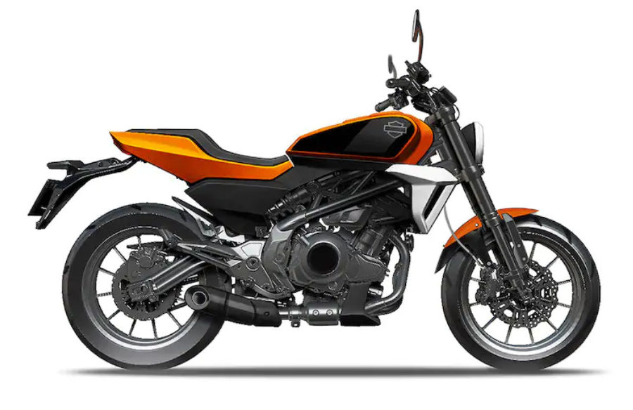 The made-in-China Harley-Davidson will deviate drastically from the company's current formula. Photo: Harley-Davidson