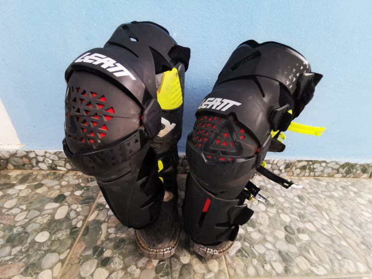 Leatt Z-frame knee brace