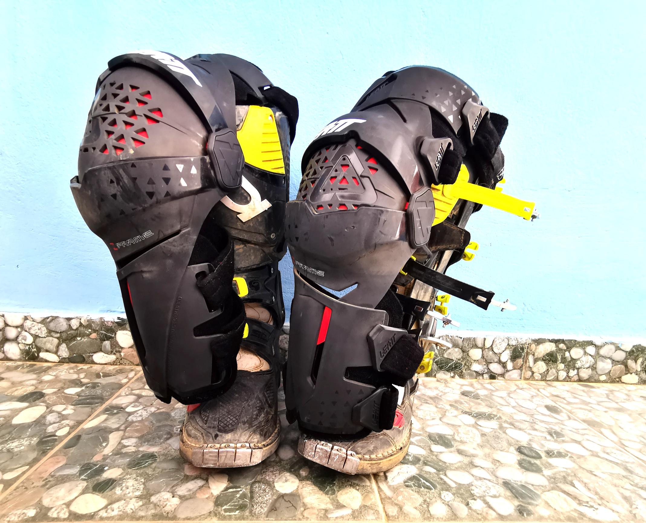 Leatt Z-Frame Knee Braces-L