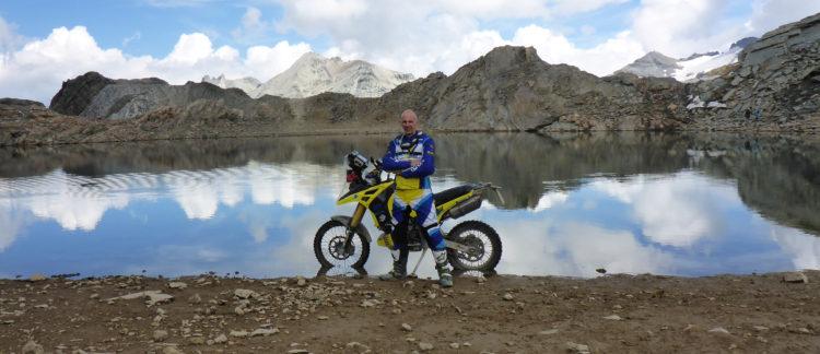 Stefan Hessler ADV Rider