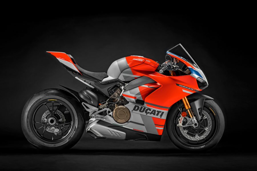 Ducati Recall Certain Panigale V4 Motorcycles