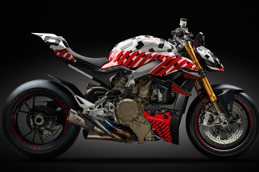 Ducati Streetfighter V4 Prototype Is A Reality