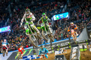 Supercross Going Electric with KTM