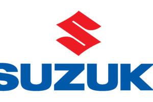 Suzuki logo.  Image credit: Suzuki