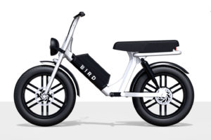 "Shareable ""Bird Cruiser"" Electric Motorcycle Is Coming"