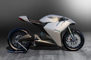 Italian Electric Bike. Photo Credit: Ducati