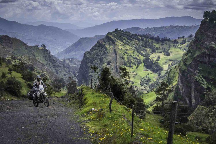 Solo Travel: The Balance of Risk vs Recklessness ADV Rider
