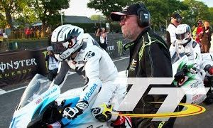 Electric Motorcycle Record Broken At Isle Of Man TT