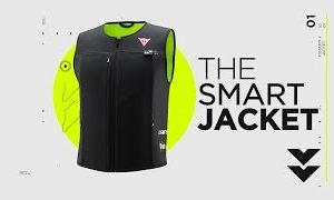 Dainese Set To Release D-Air Smart Jacket