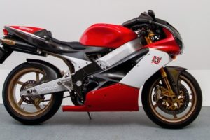 If you know anything about Italian motorcycles, you probably have heard the name Bimota.  […]