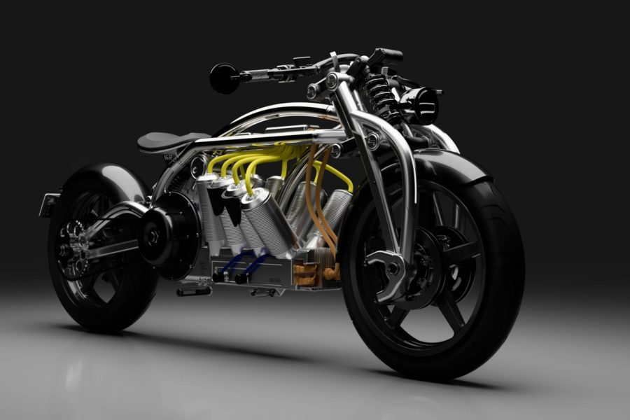 Curtiss Motorcycles has unveiled the latest iteration of its Zeus model electric motorcycle.  The […]