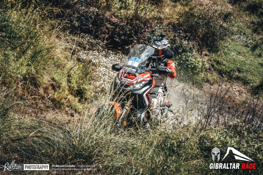 What?!!  Honda X-ADV Scooter Wins 2019 Gibraltar Rally