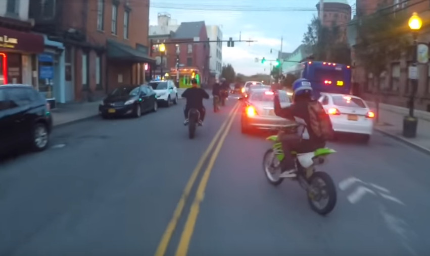 Is Springfield's Seizure Of Dirt Bikes The Answer?
