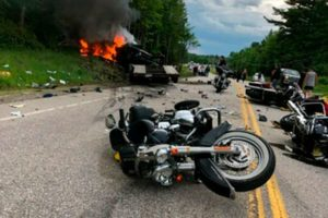 NTSB Releases Preliminary Report On Motorcycle Crash That Killed 7