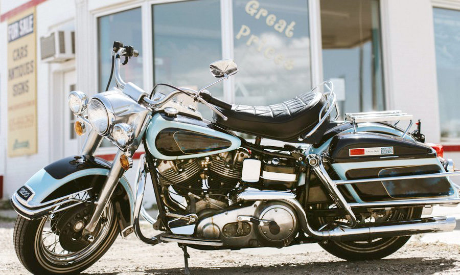Elvis's Last Bike To Be Auctioned