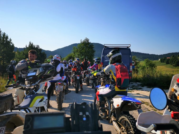 Bosnia Rally Finish Line: It's Not Over Till It's Over ADV Rider