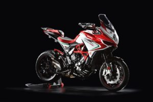MV Agusta is making all its bikes available for online pre-order. Photo: MV Agusta