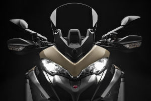 Ducati has been busy finding ways to use its supremely powerful V-4 engine.  Recently, […]