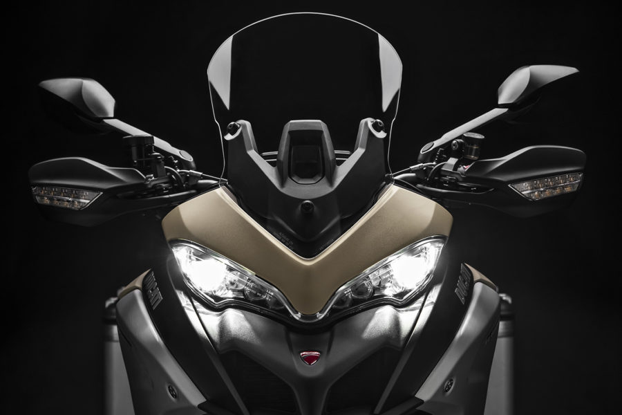 Rumor: Ducati To Produce A V-4 Powered Multistrada