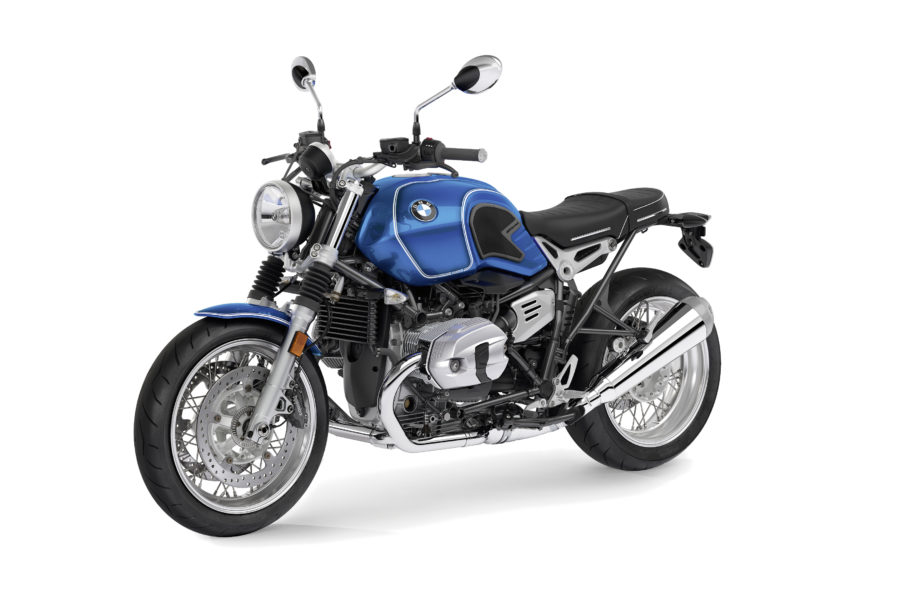 BMW Shows Off Exclusive R nineT /5