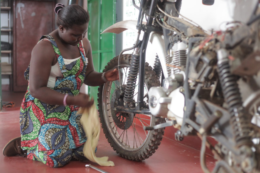 Volunteering Abroad: Motorcycle-Related Charity ADV Rider